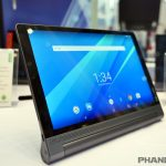 Hands-on: the Lenovo Yoga Tab 3 Plus is a multimedia-lover's dream [VIDEO]