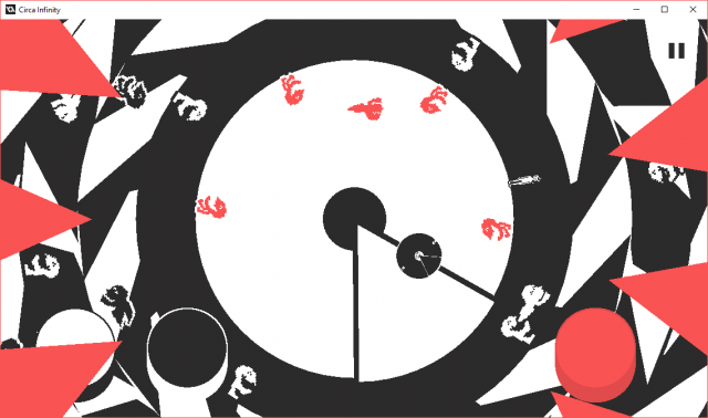 Circle Affinity