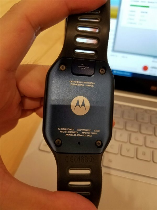 Motorola Was Working On A Square Smartwatch Before They
