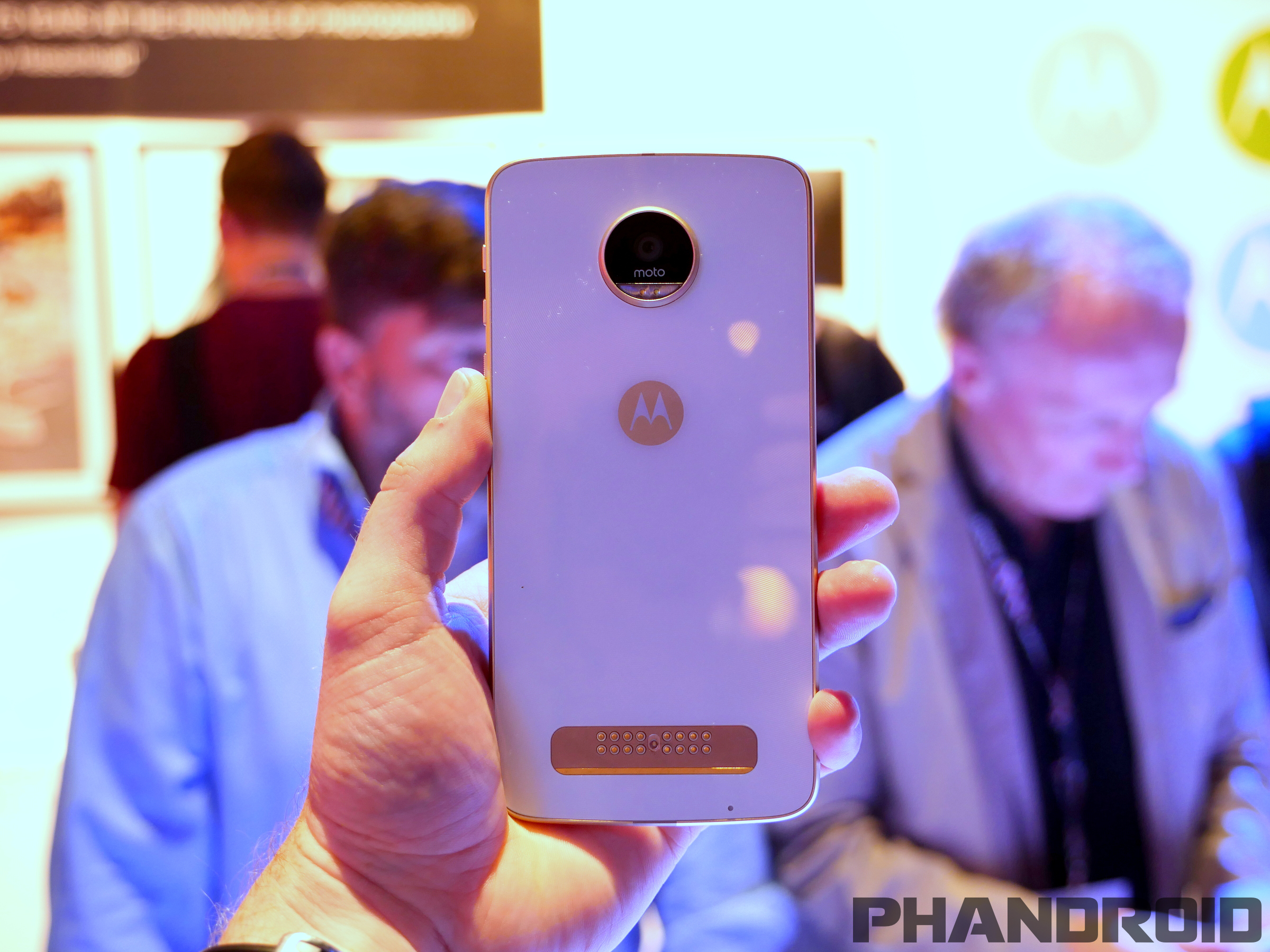 Moto Z Play with octa-core processor launched at IFA 2016