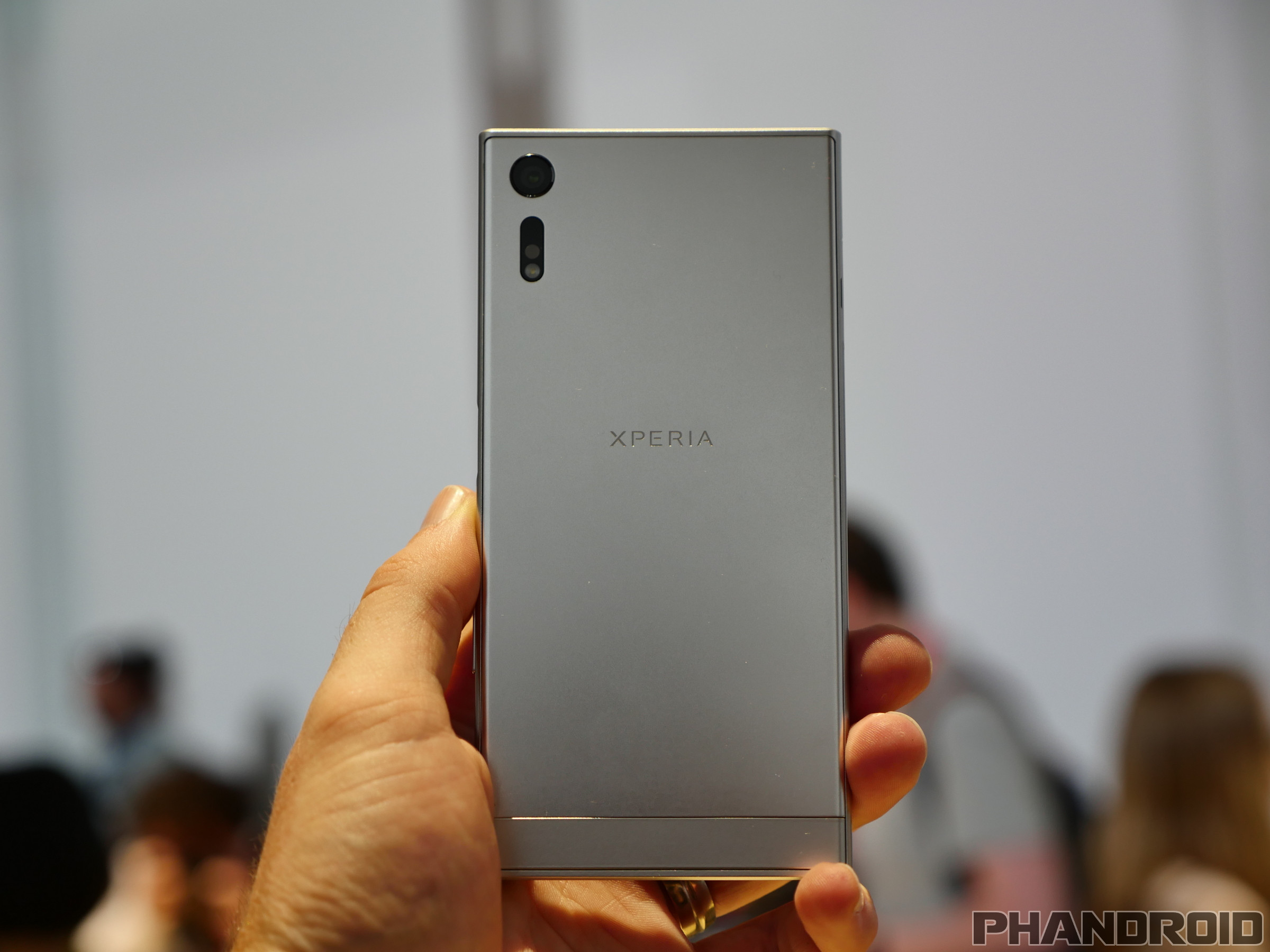 hands on with the sony xperia xz and xperia x compact video. Black Bedroom Furniture Sets. Home Design Ideas