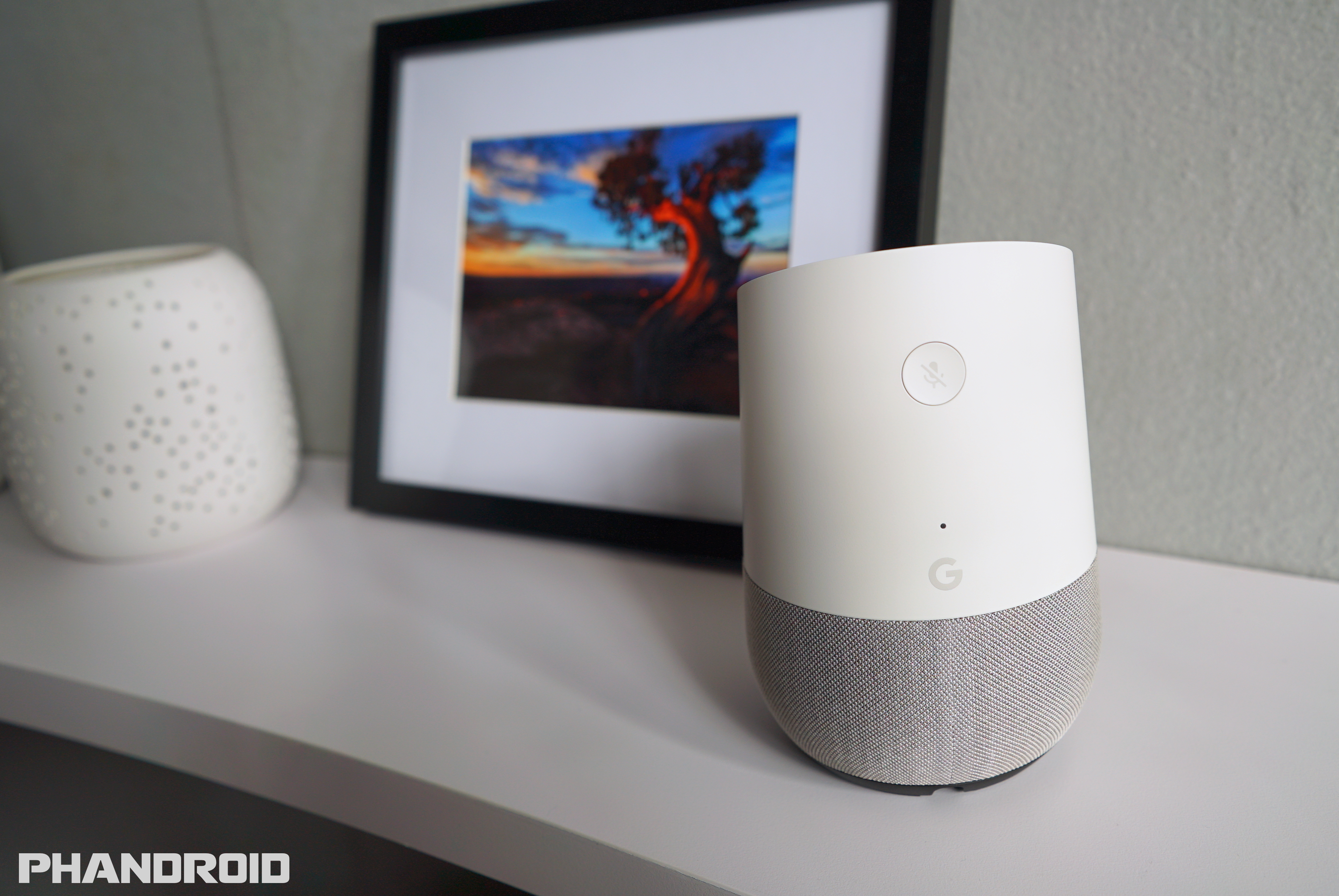 how to connect a external.bluetoof speaker to google.home