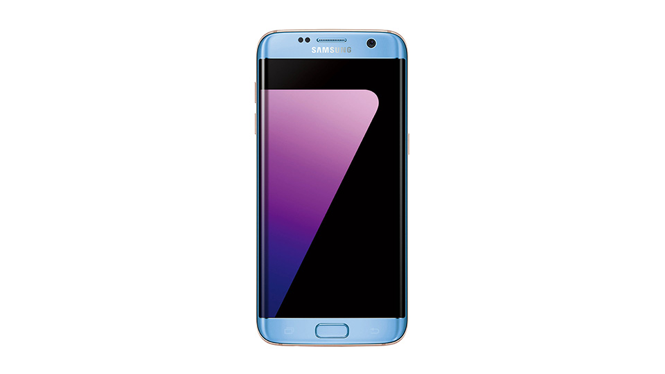samsung reveals blue coral galaxy s7 edge. Black Bedroom Furniture Sets. Home Design Ideas