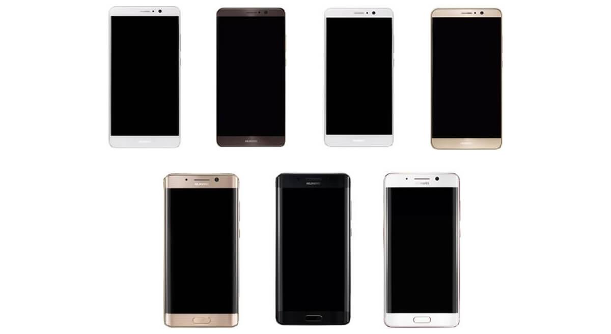 TechnoBlitz.it Huawei Mate 9 rumors: Nuove immagini in rete