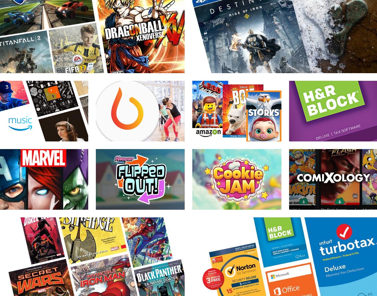 Amazoncom apps games - You Might Expect Amazon To Limit Content To Stuff That Can Be Had On Their Own Devices But That Doesn T Seem To Be The Case Here As The Company Is Also