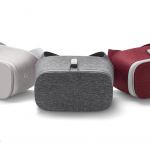 You can now pre-order the Daydream View in Crimson and Snow colors