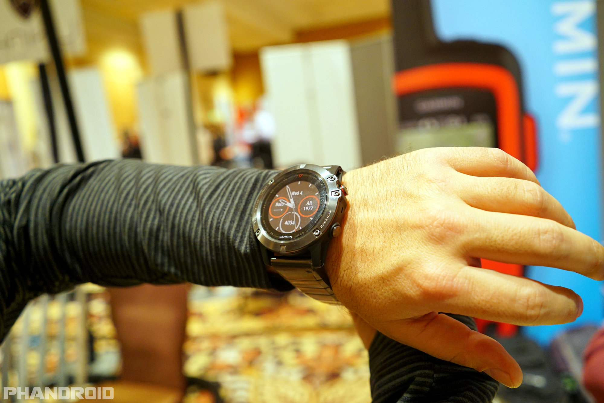 Hands On With 3 New Smartwatches From Garmin