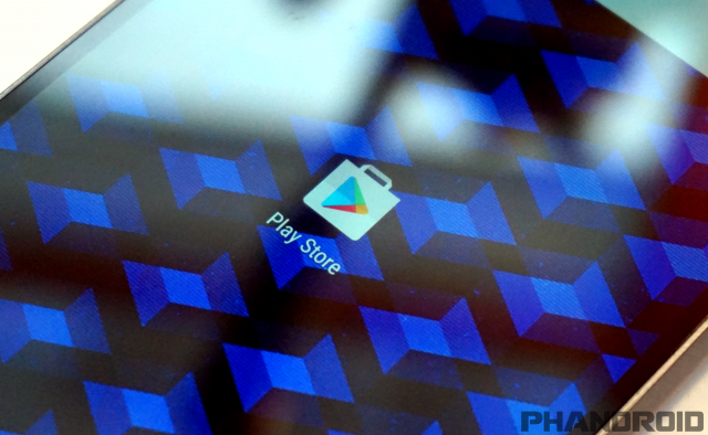 Google Play Store gets new Updates tab for tracking app updates