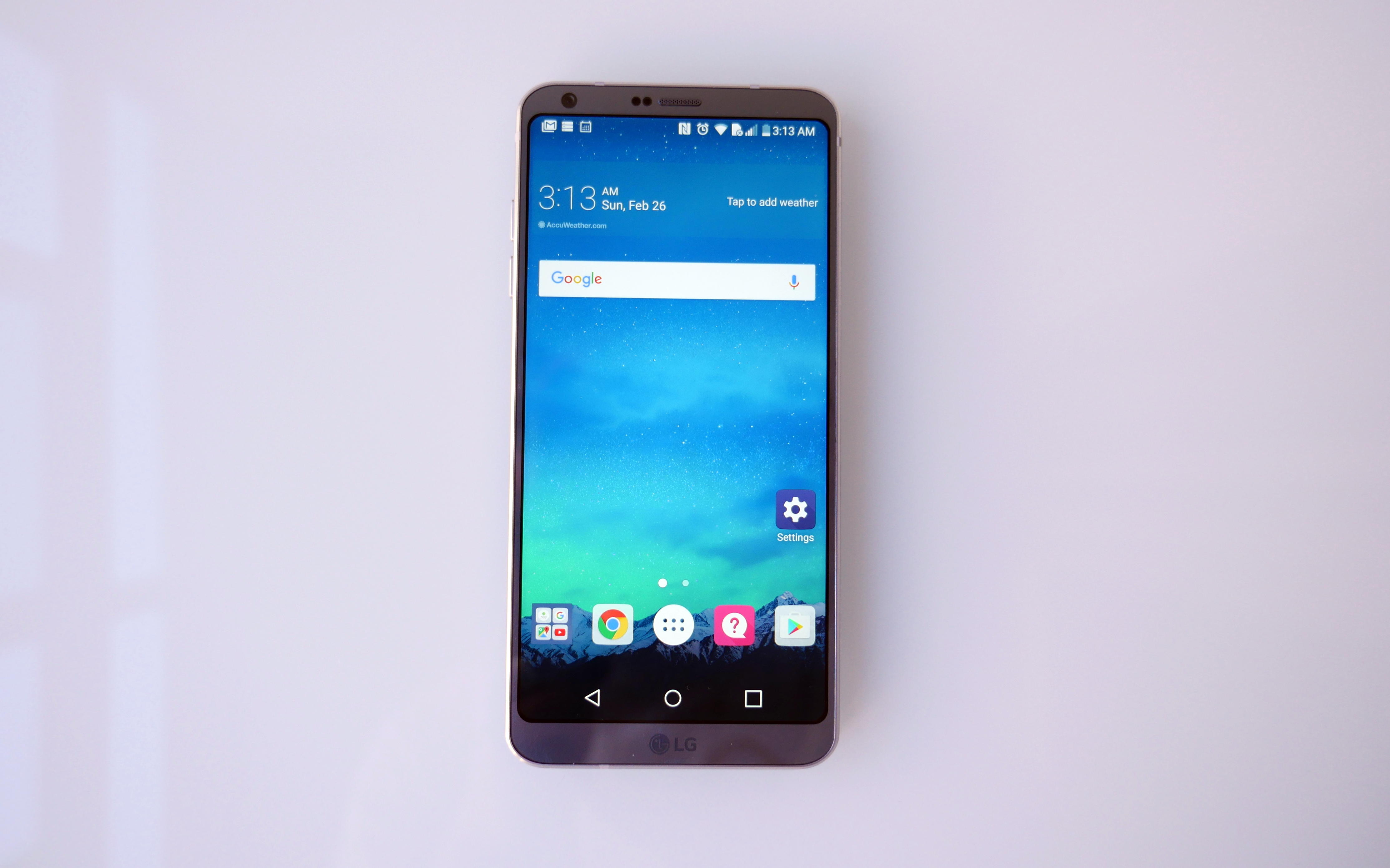 Here's our first look at the LG G6 [VIDEO]