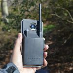 This Moto Mod wants to turn your Moto Z into an old-school walkie talkie