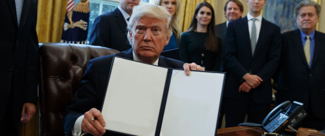 trump order 640x268 create your own trump executive order memes with \