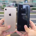 Watch: Samsung Galaxy S8 vs the competition in size comparison video