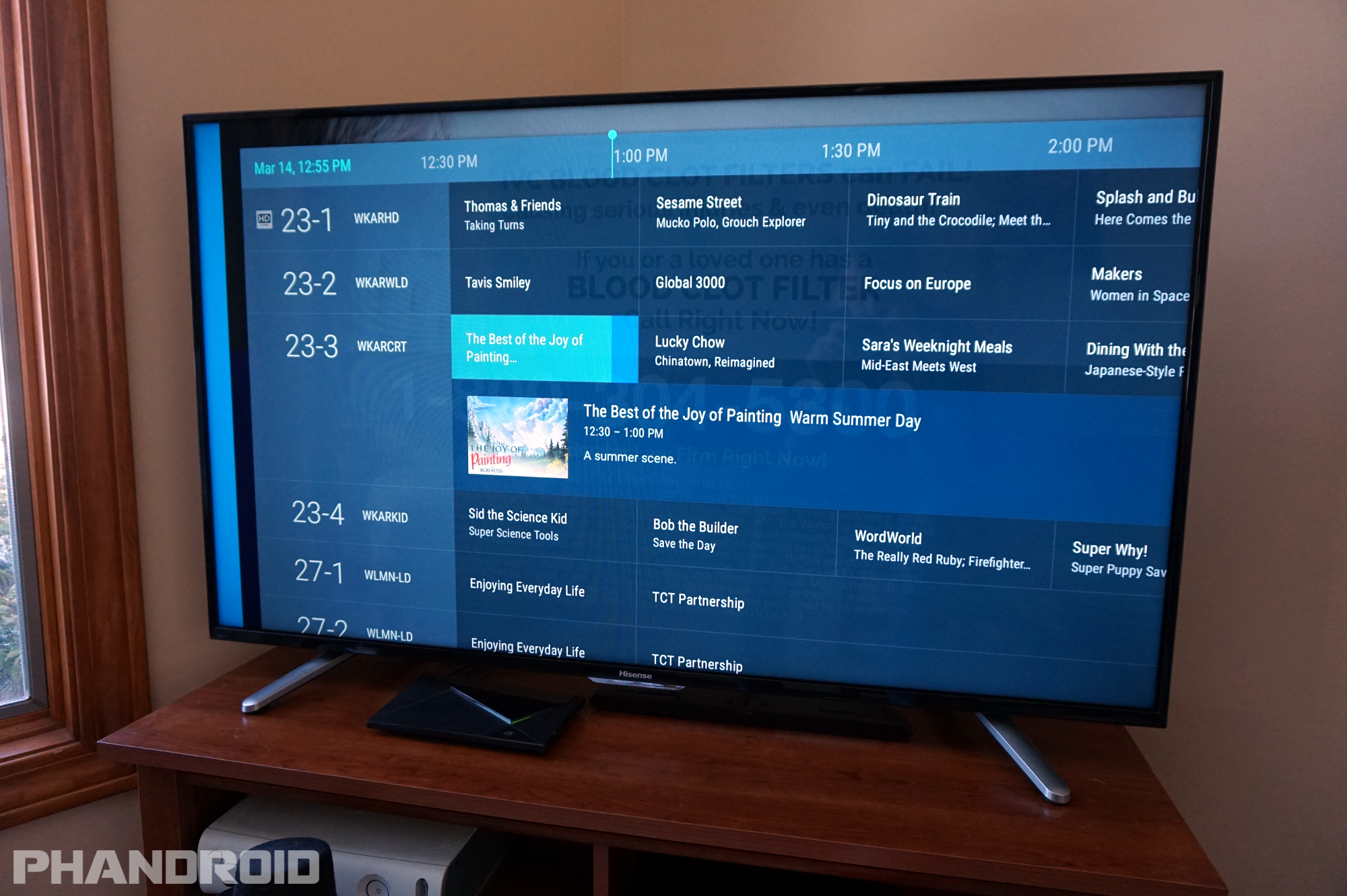 How To Watch Free Ota Channels On Your Android Tv And