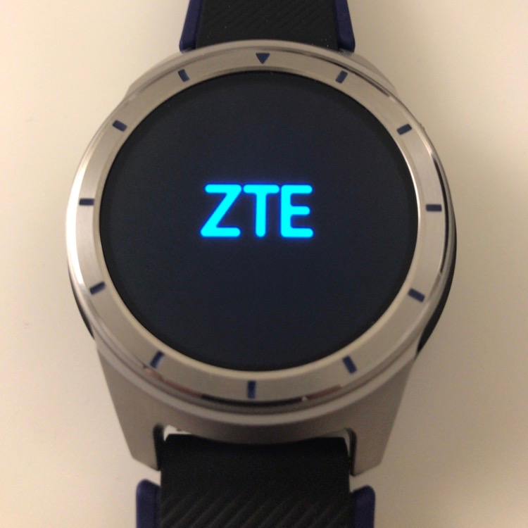 use zte quartz watch charger time for realIn