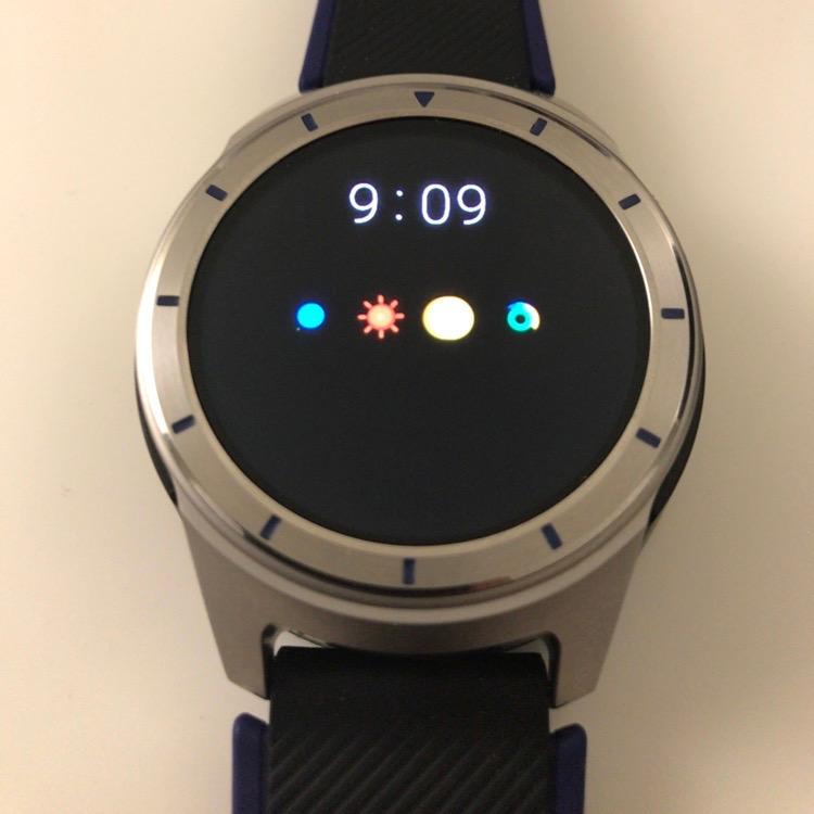 thing for zte quartz watch amazon Smartphones