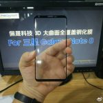 The Galaxy Note 8 could have smaller bezels than the Galaxy S8