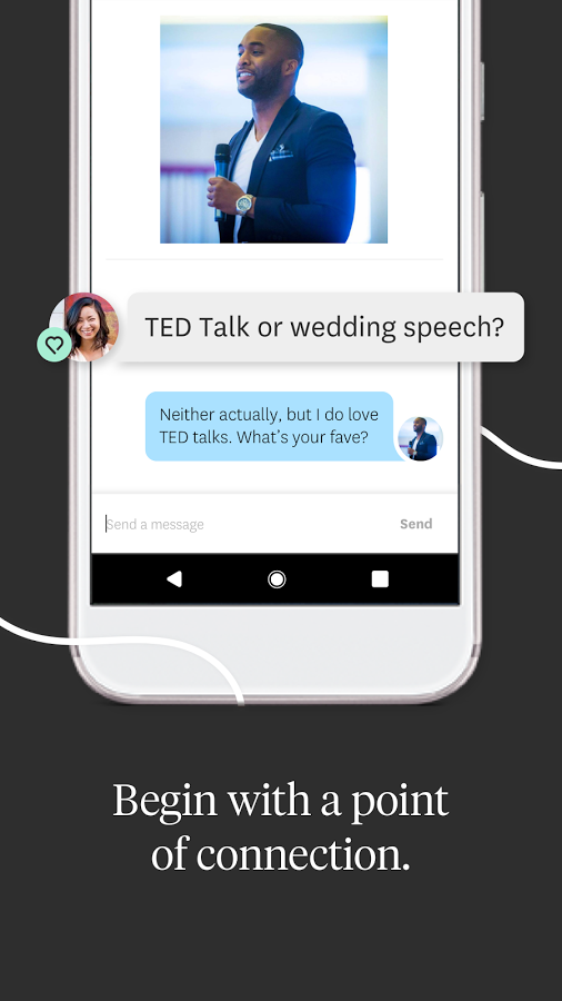 dating apps for android 2017 Tinder, trulymadly, woo and more: 5 tricks to speed up your android phone i used four top dating apps over a week and based on my experience.