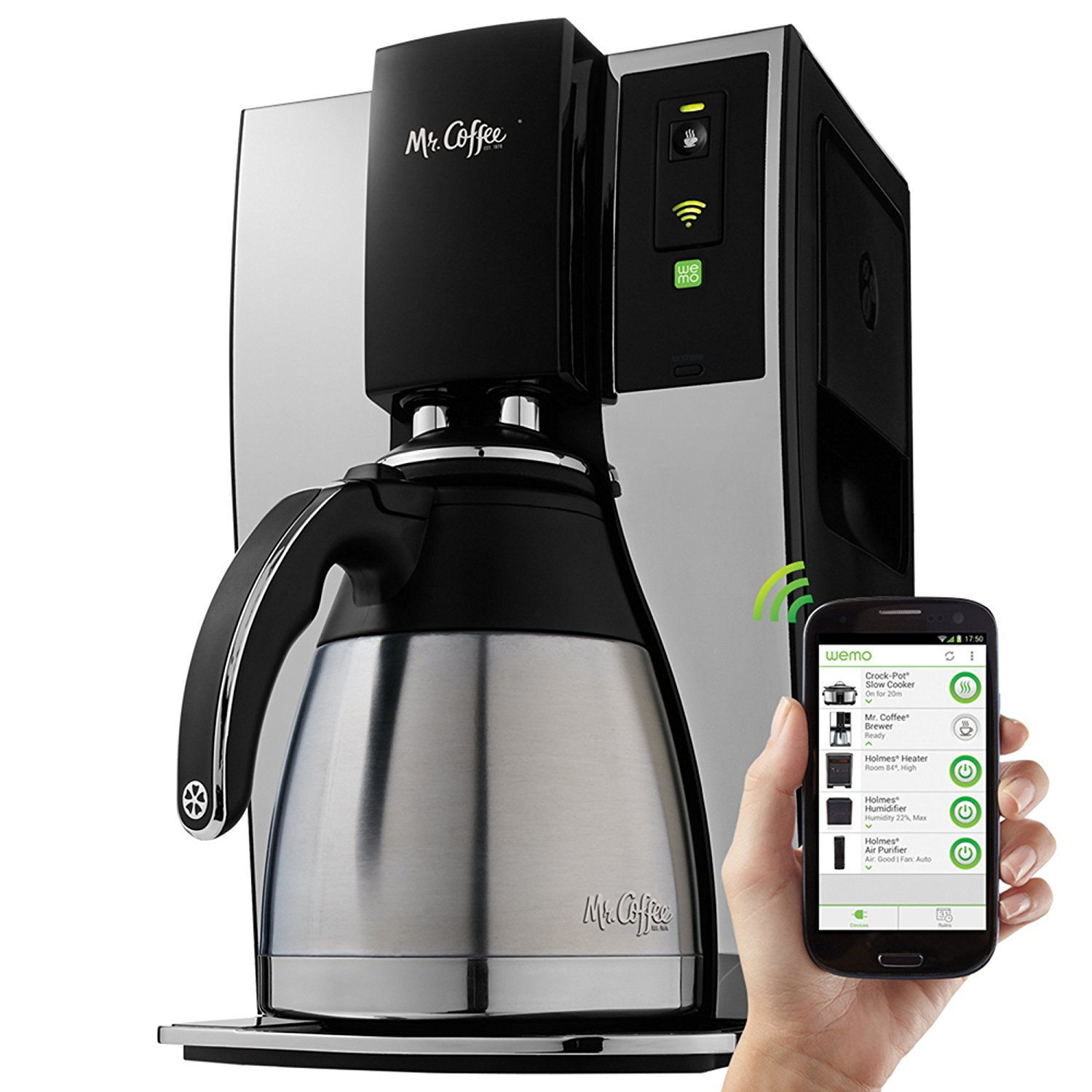 Coffee Maker Terbaik 2017 : 20 Best Smart Home Devices of 2017 Phandroid