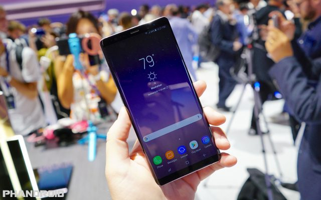 7 amazing things you can do with your Samsung Galaxy Note 8