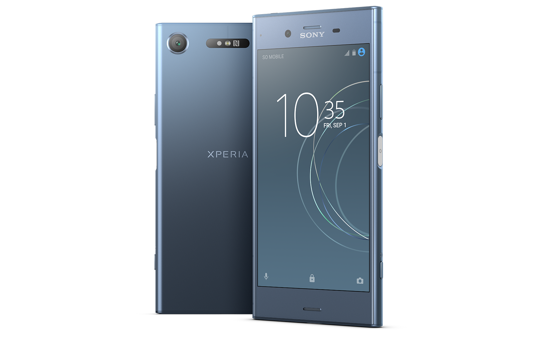 sony xperia xz1 and xz1 compact are official. Black Bedroom Furniture Sets. Home Design Ideas