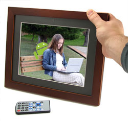 Android Digital Photo Frame By Macnica