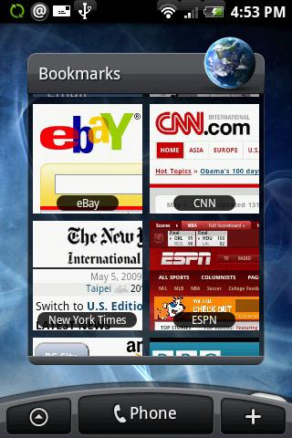rosie-bookmarks-widget