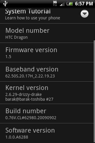 HTC-Dragon
