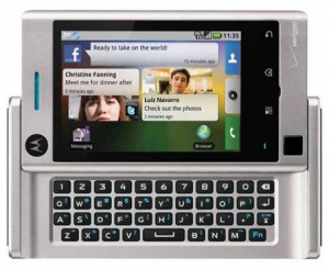Motorola-DEVOUR-open