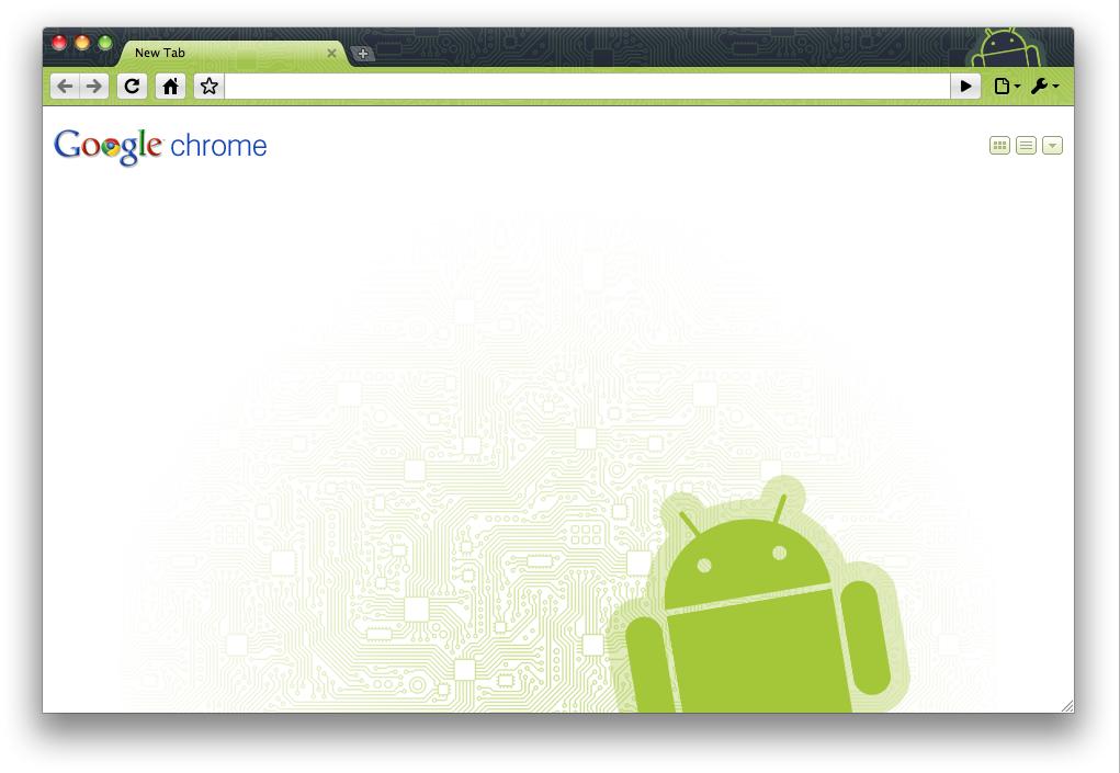 Unofficial android theme for chrome chromeandroidtheme voltagebd Images