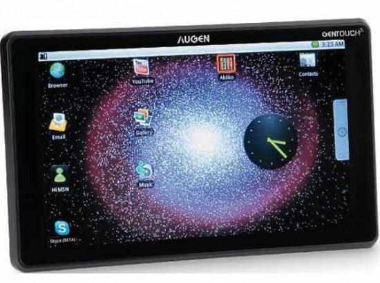 augen tablet