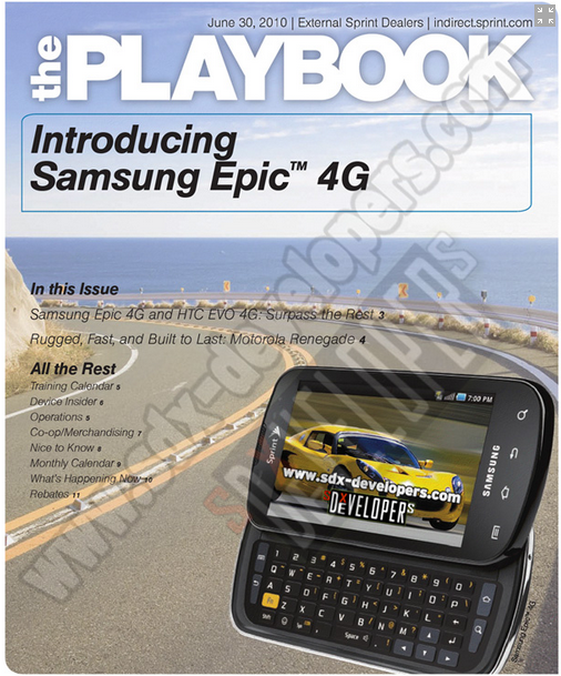 sprint-playback-epic-4g-cover
