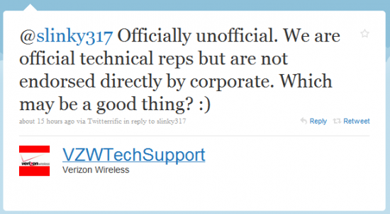 vzw-tech-support-droid-rumors