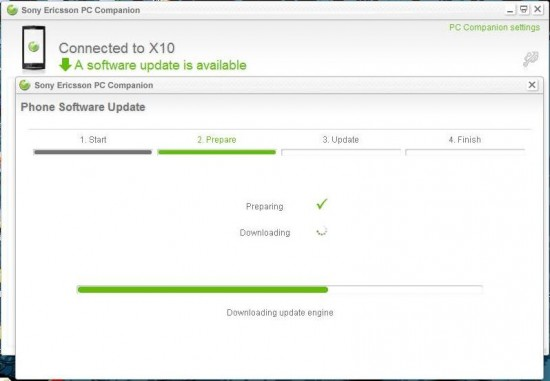 Xperia-X10-Update-pc-companion