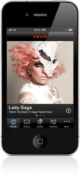 Vevo Downloader For Android: VEVO For Android In Development