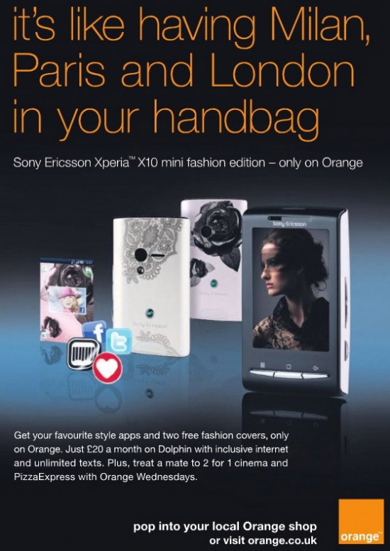 Sony-Ericsson-X10-Mini-Fashion-Edition-Android-Orange-UK