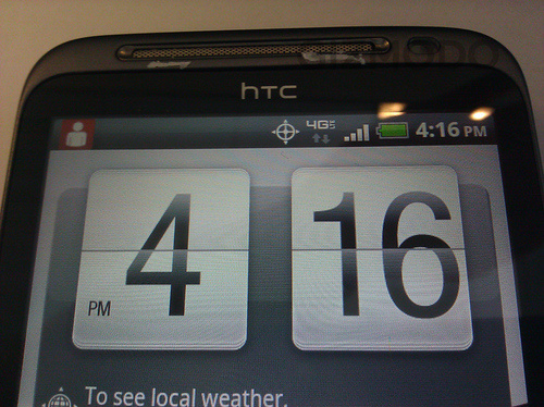 HTC LTE