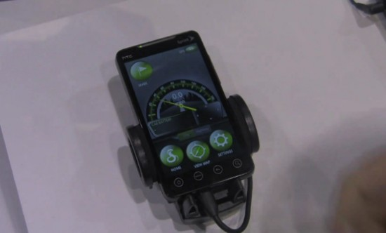 cobra iradar for android is the radar detector of your dreams video ces 2011. Black Bedroom Furniture Sets. Home Design Ideas