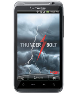 verizon s htc thunderbolt now officially on sale are you buying rh phandroid com