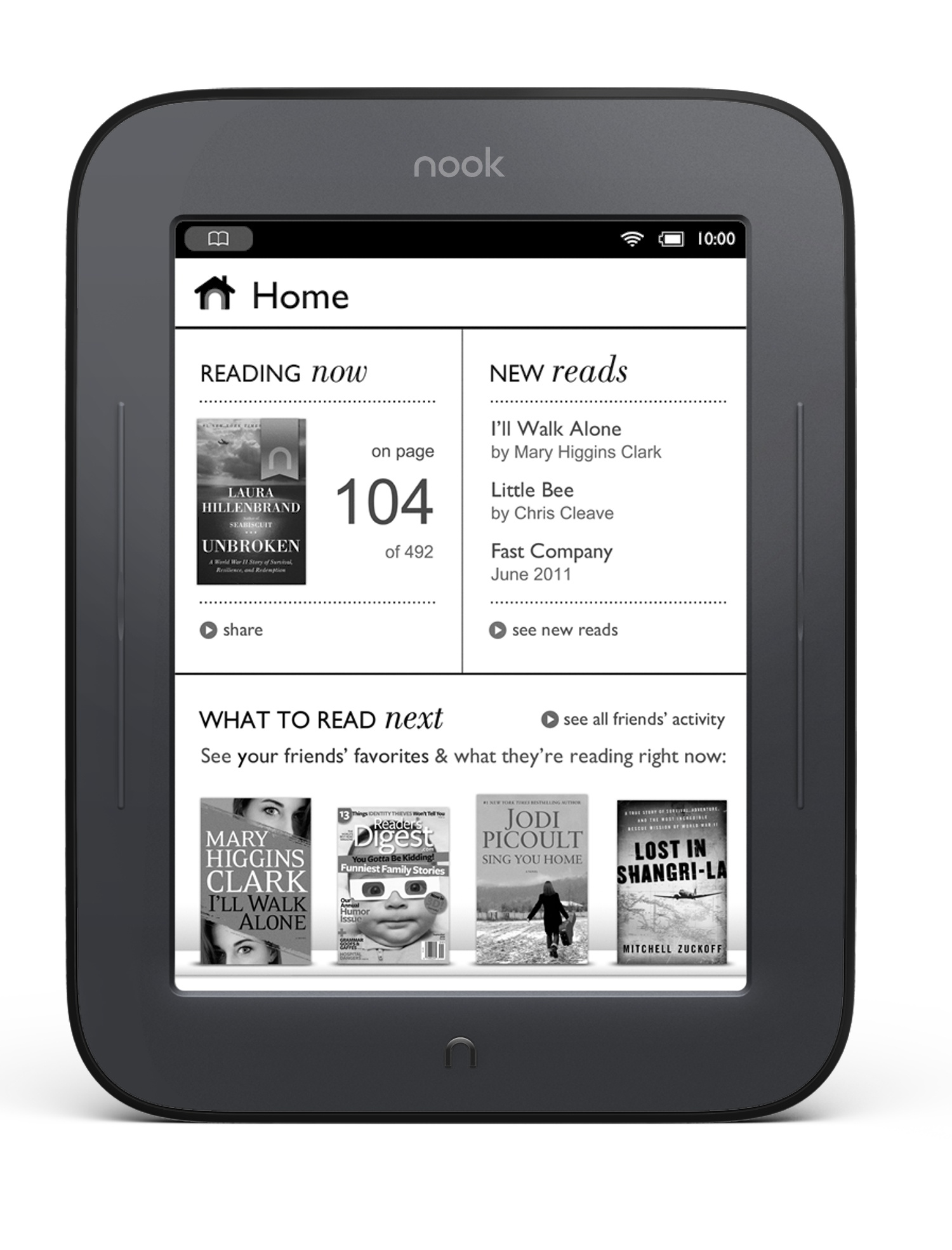 Upgrade to a Nook from a Different eReader and Get 30 Books Free