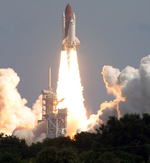 eighth space shuttle mission - photo #1