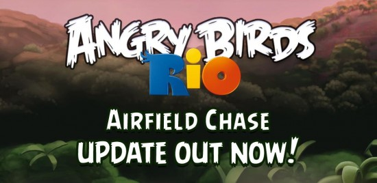 "Angry Birds Rio ""Airfield Chase"" Episodes Now Available In ..."