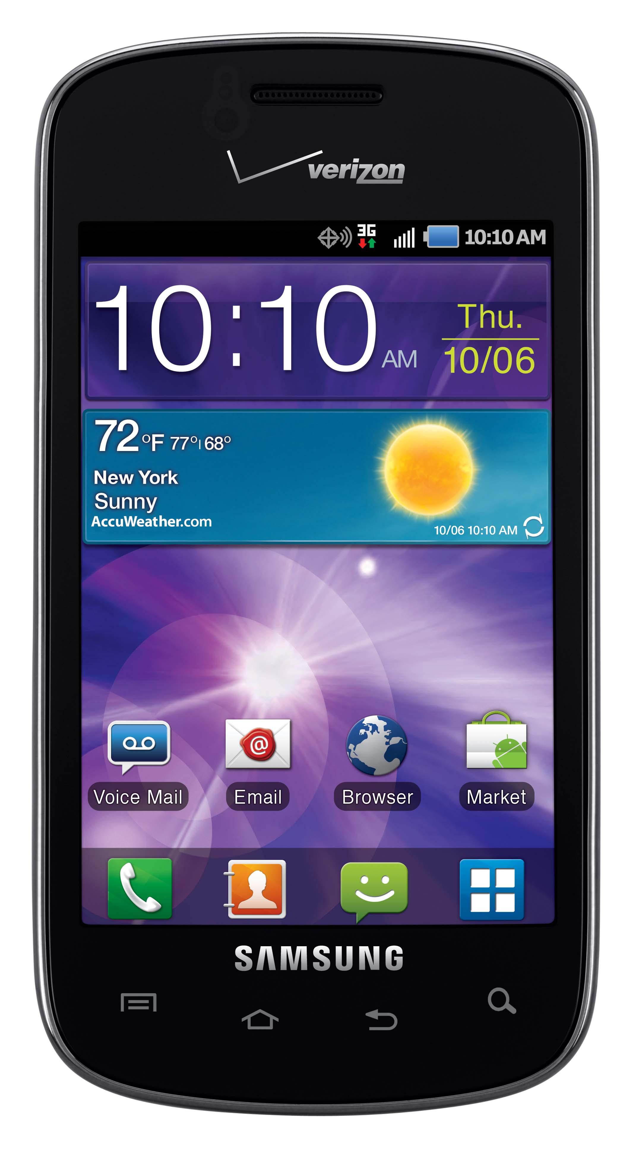 Samsung's Mid-Range Illusion from Verizon Officially ...