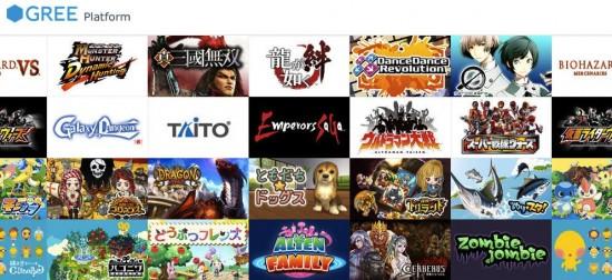 GREE Brings Major Gaming Studios To Android – Capcom ...