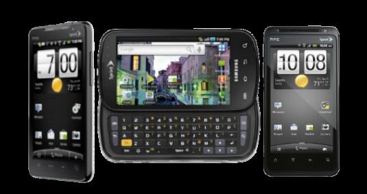 more sprint devices receive security updates htc evo and design 4g rh phandroid com HTC EVO 4G Waterproof Case HTC EVO 4G Waterproof Case