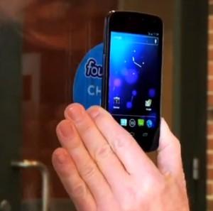 Gnexu NFC Sprint video