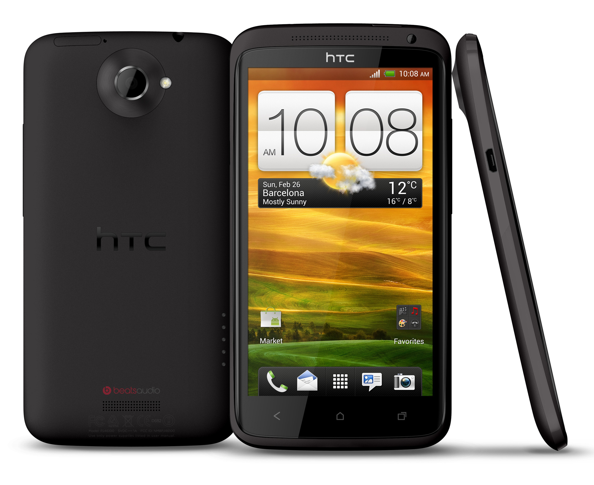HTC One X headed to Rogers sometime this month