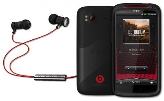 HTC تقول أنه لا مزيد من سماعات Beats بعد الأن مدمجة مع الجهاز !!!