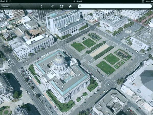 Karta 2019 Gugl Maps 3d