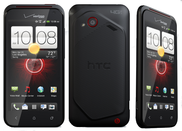htc droid incredible 4g lte now available from verizon for 149 rh phandroid com Verizon Motorola Droid Maxx Verizon Motorola Droid X2