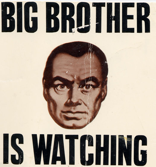 Big Brother Now: How much data are we comfortable sharing ...